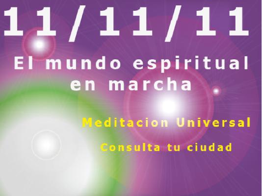 11:11:11 MEDITACION UNIVERSAL 1